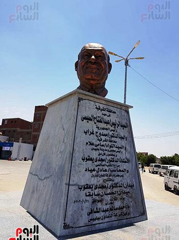 تمثال مجدى يعقوب (2)