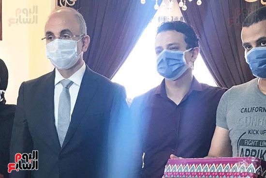 أسرة الممرضة عواطف عبد الصادق (9)