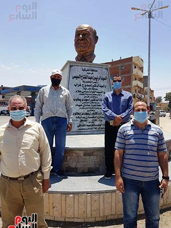 تمثال مجدى يعقوب (4)