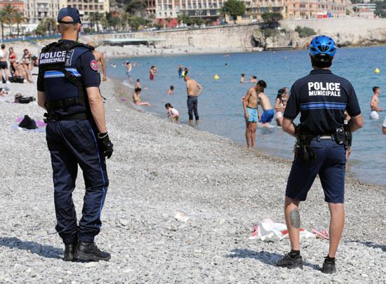 الشرطة تتابع