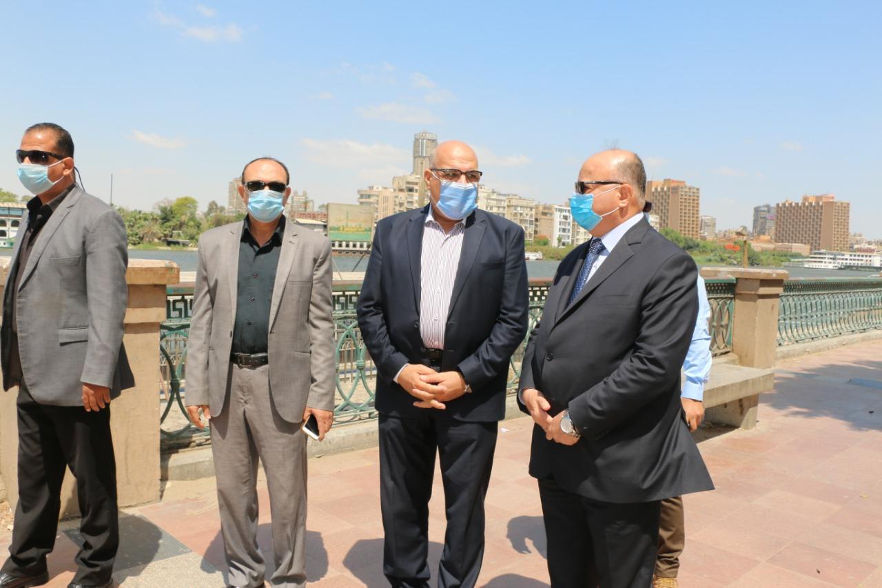 جولة محافظ القاهرة (6)