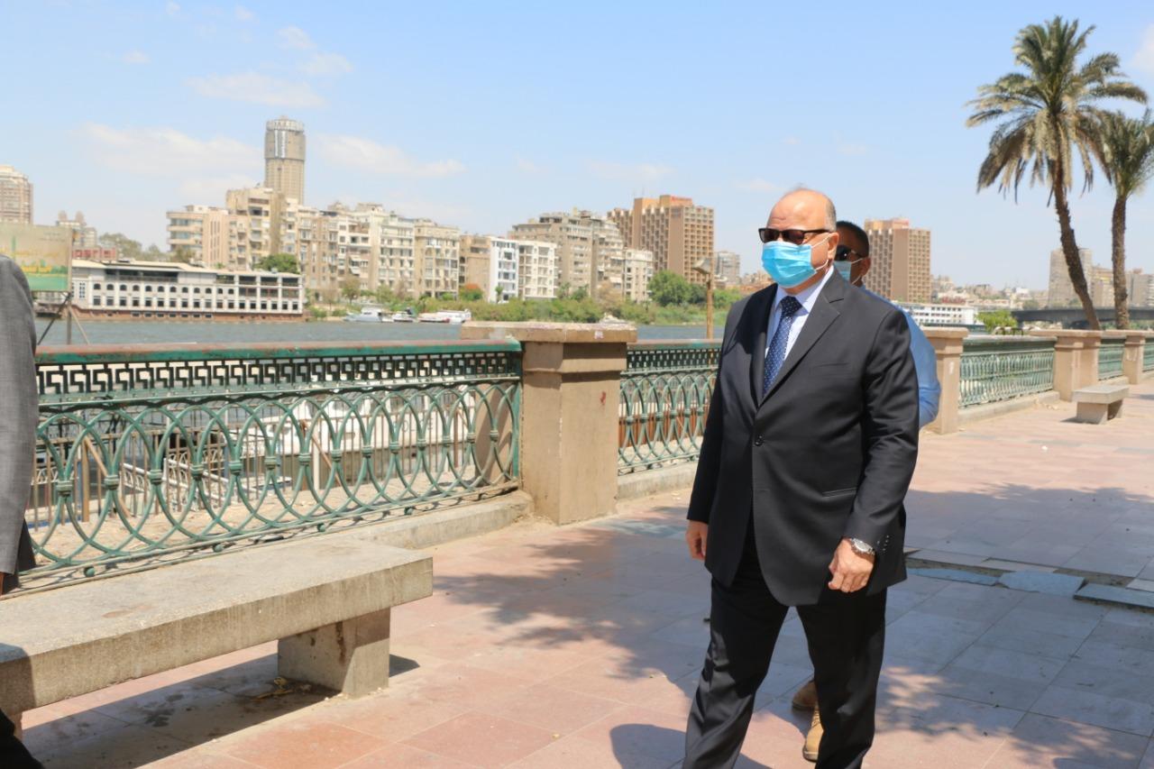 جولة محافظ القاهرة (3)