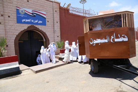 الداخلية تفرج عن 5532 سجينا استوفوا شروط العفو (8)