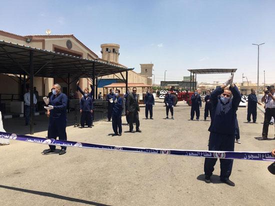 الداخلية تفرج عن 5532 سجينا استوفوا شروط العفو (6)