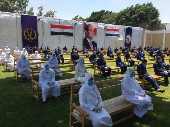 الداخلية تفرج عن 5532 سجينا استوفوا شروط العفو (1)
