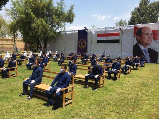 الداخلية تفرج عن 5532 سجينا استوفوا شروط العفو (2)