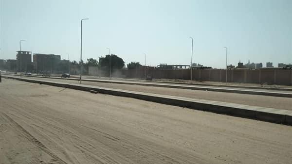 محور ترعة الطوارئ شرق القاهرة (2)