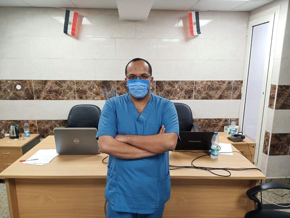 الدكتور أحمد سعد خيامي