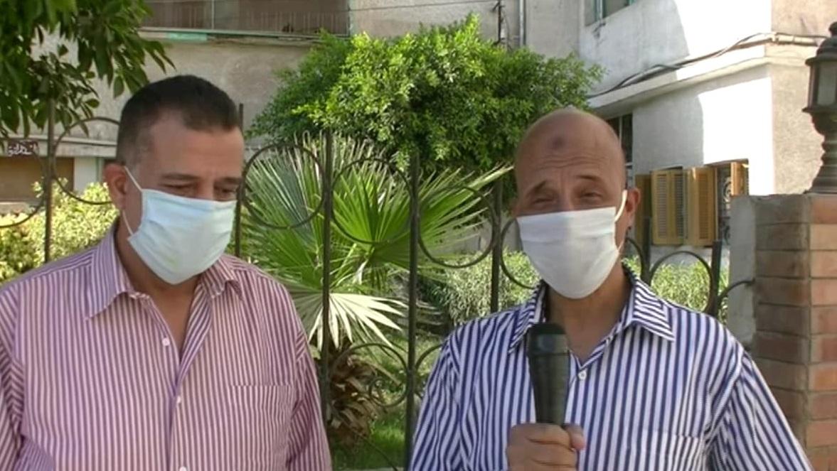 أطباء مستشفيات العزل بكفر الشيخ (2)