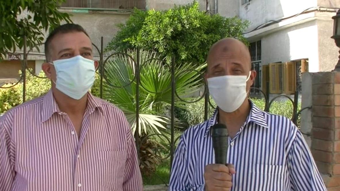 أطباء مستشفيات العزل بكفر الشيخ (3)