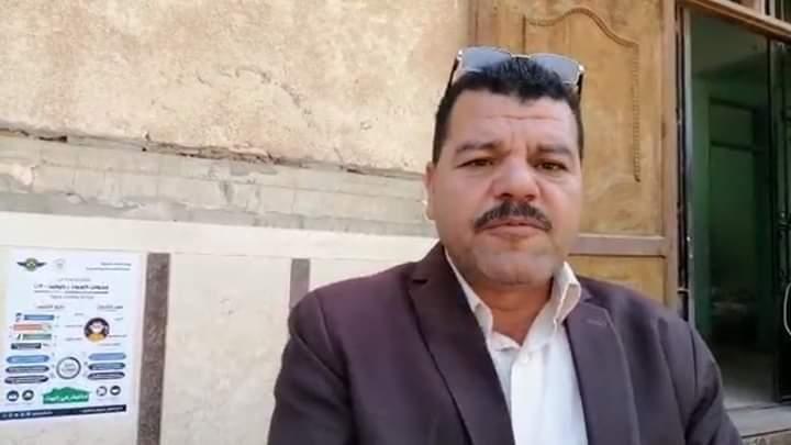 رئيس مركز ومدينة ناصر