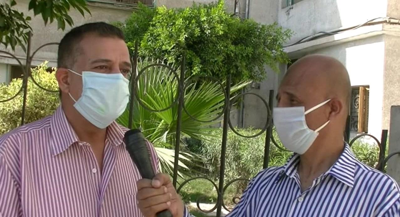 أطباء مستشفيات العزل بكفر الشيخ (1)