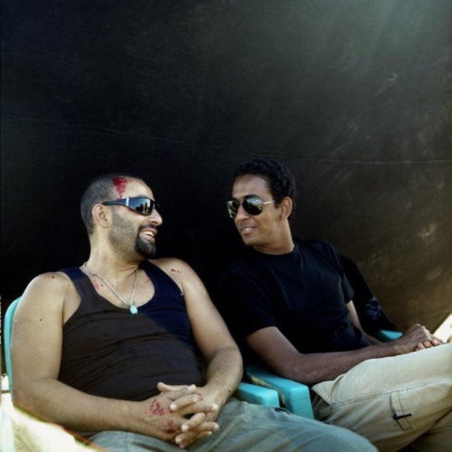 أحمد السقا ومروان حامد