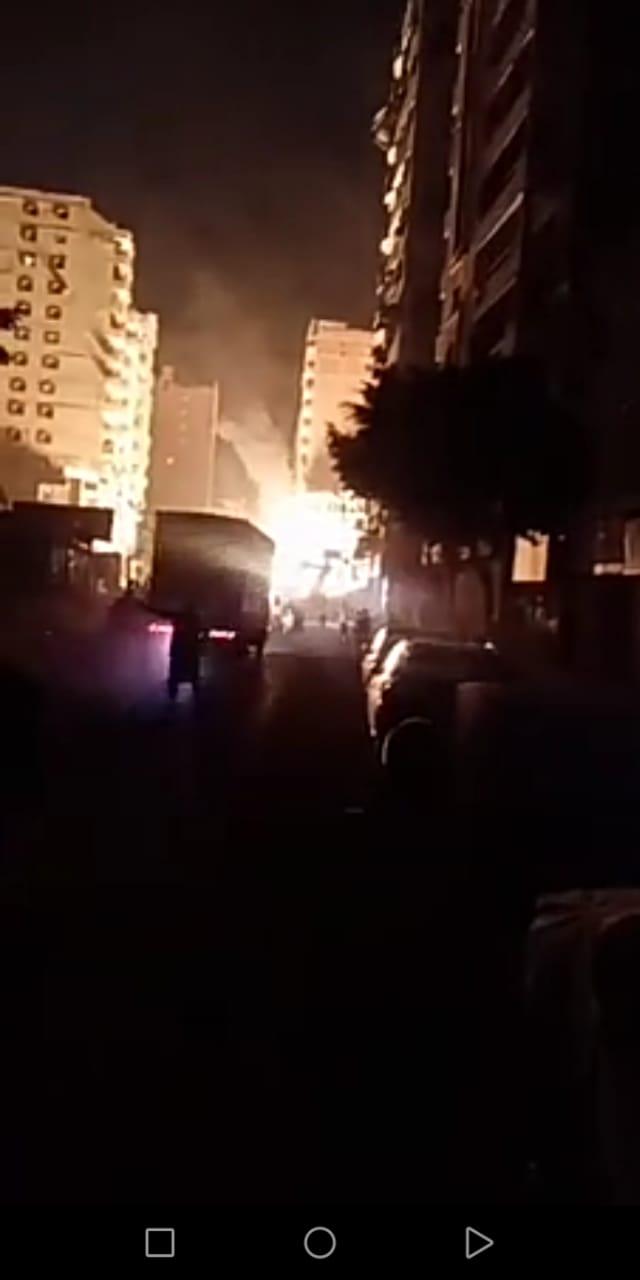 حريق 3