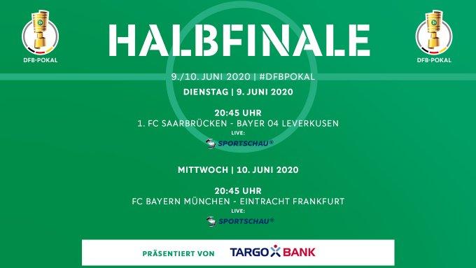 مواعيد كأس ألمانيا
