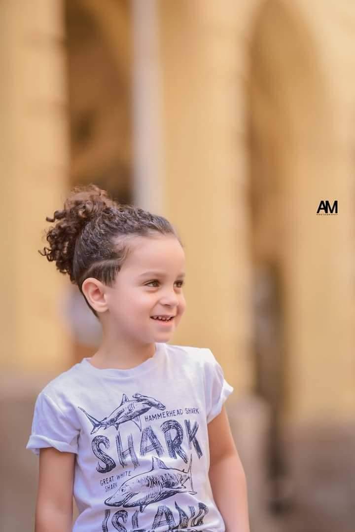 الطفل إياد مع النجم أمير كراره (5)