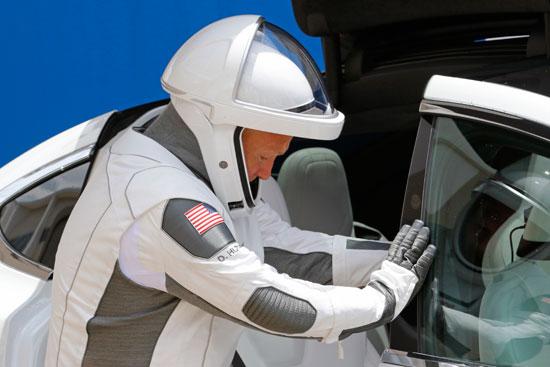 رائد الفضاء دوجلاس هيرلى