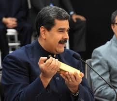مادورو وذهب فنزويلا