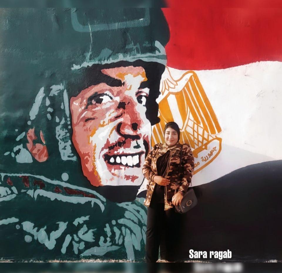 جرافيتى المنسى (1)
