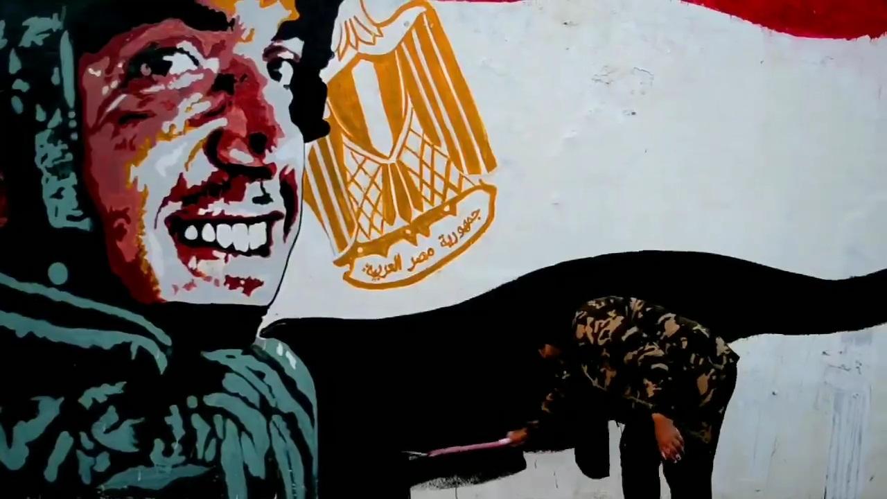 جرافيتى المنسى (3)