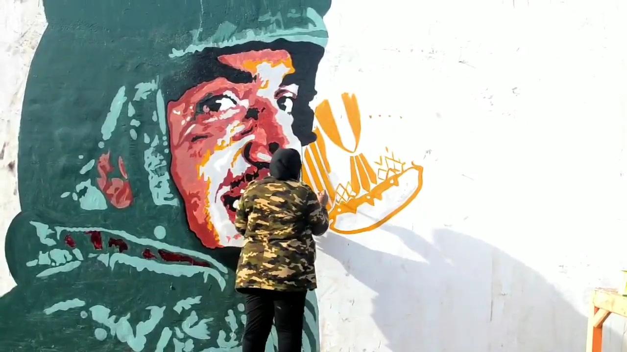جرافيتى المنسى (2)