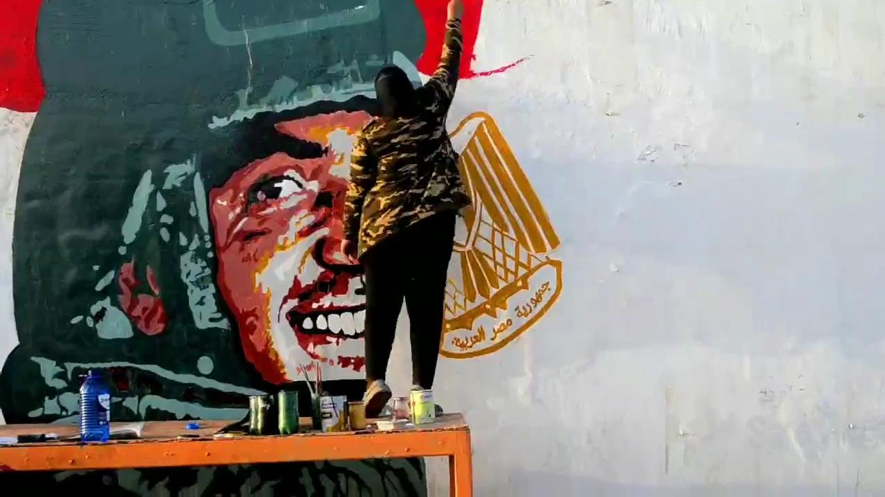 جرافيتى المنسى (4)