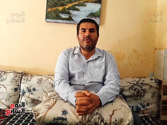 العمدة-محمود-ناصف-سالم--عمدة-قرية-العواسجة