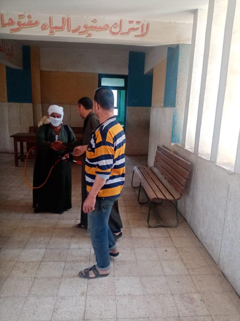 حملات تطهير لقرية شنبارة الميمونه  (3)