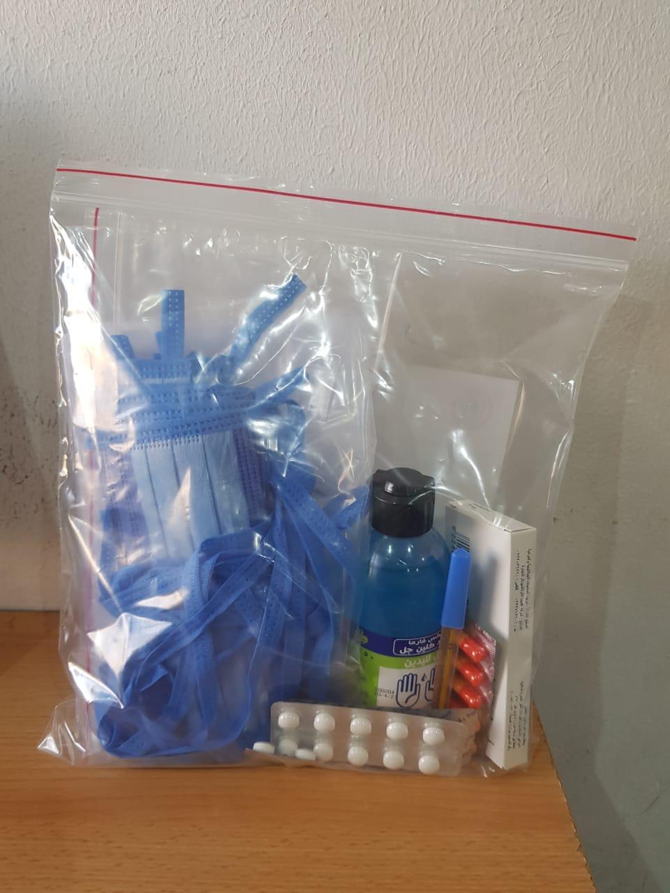 توصيل الأدوية لعلاج مصابى كورونا في المنازل (1)