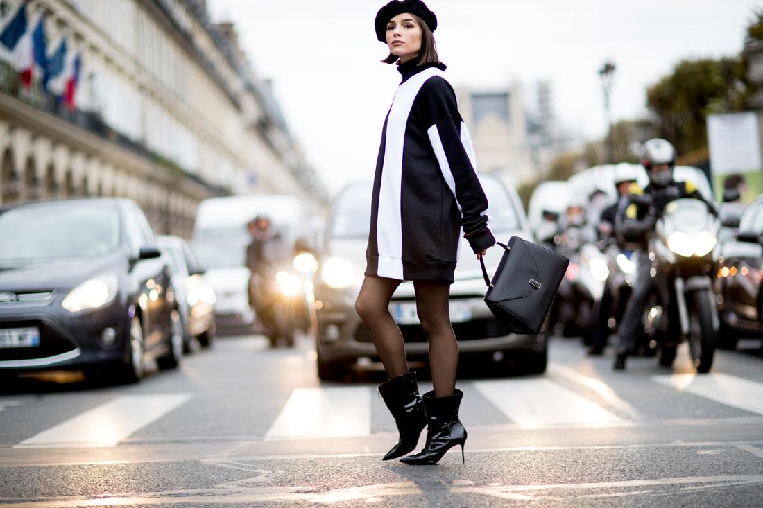 أزياء أسبوع الموضة فى باريس