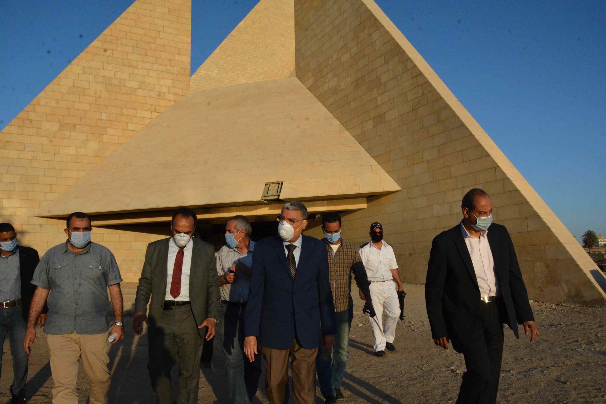 المتحف الأتونى بالمنيا (2)