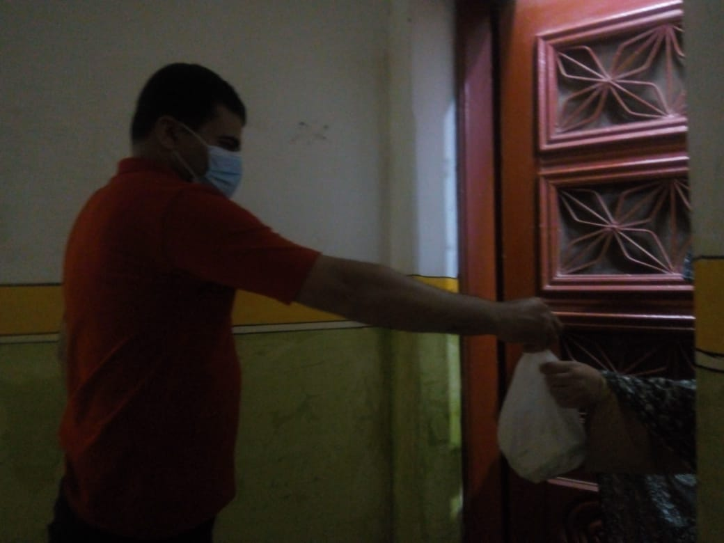 توصيل الأدوية لعلاج مصابى كورونا في المنازل (2)