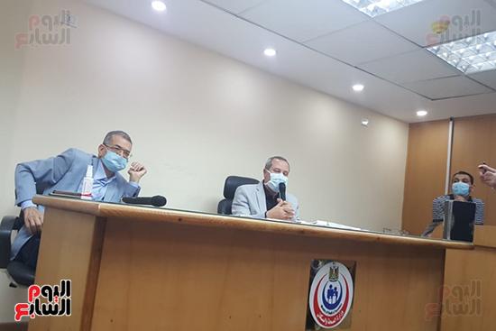 المؤتمر-الصحفى-لوكيل-صحة-الدقهلية-(2)