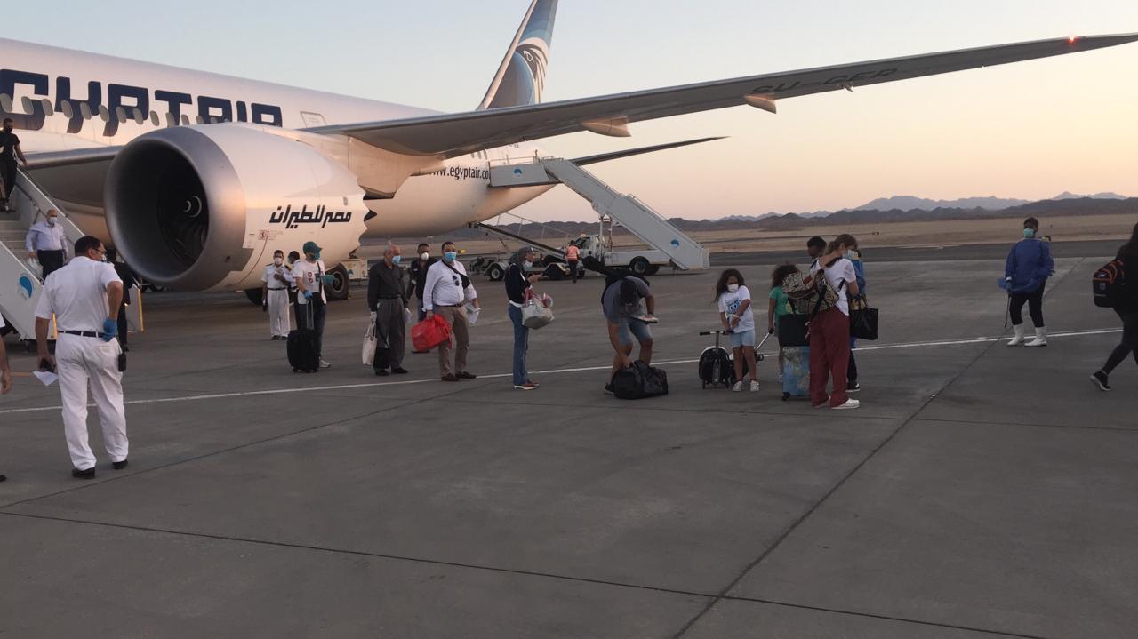 مطار مرسى علم (10)