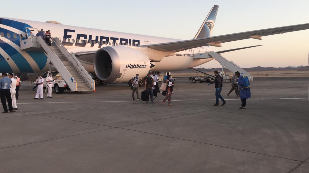 مطار مرسى علم (4)