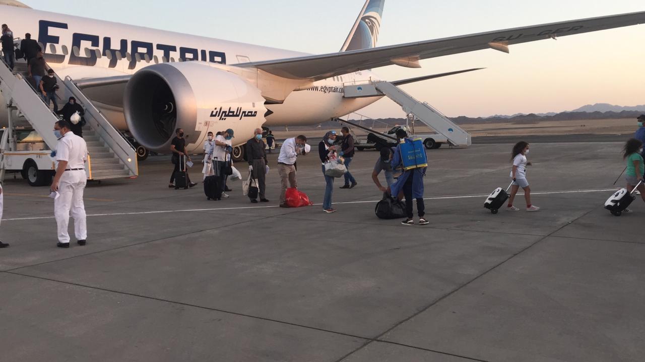 مطار مرسى علم (5)