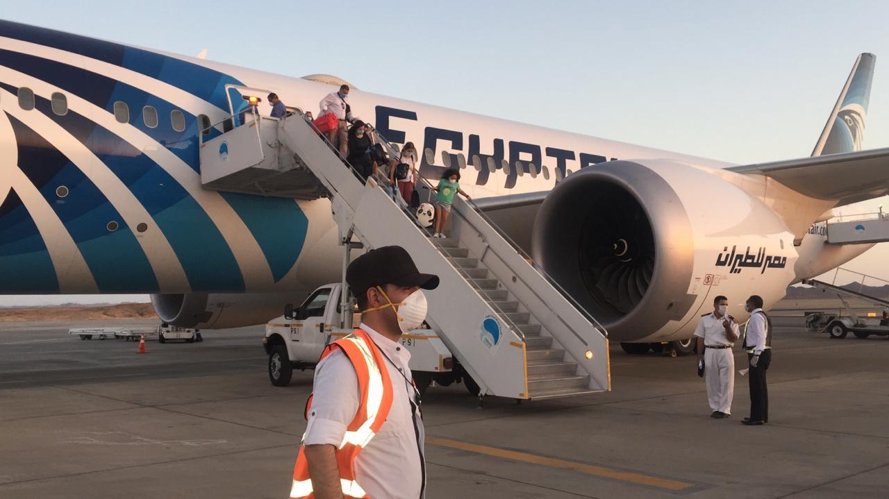 مطار مرسى علم (7)