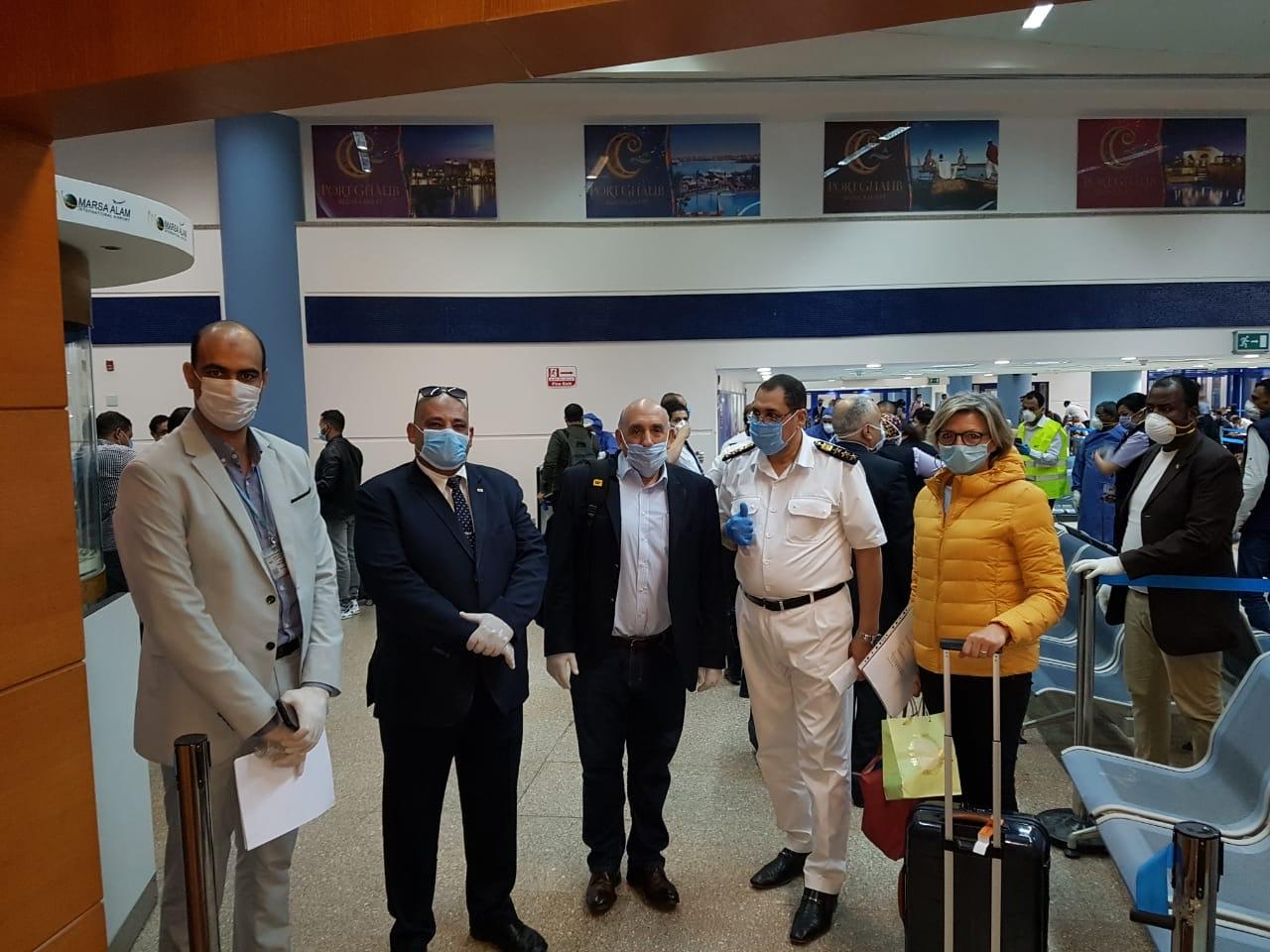 مطار مرسى علم (6)