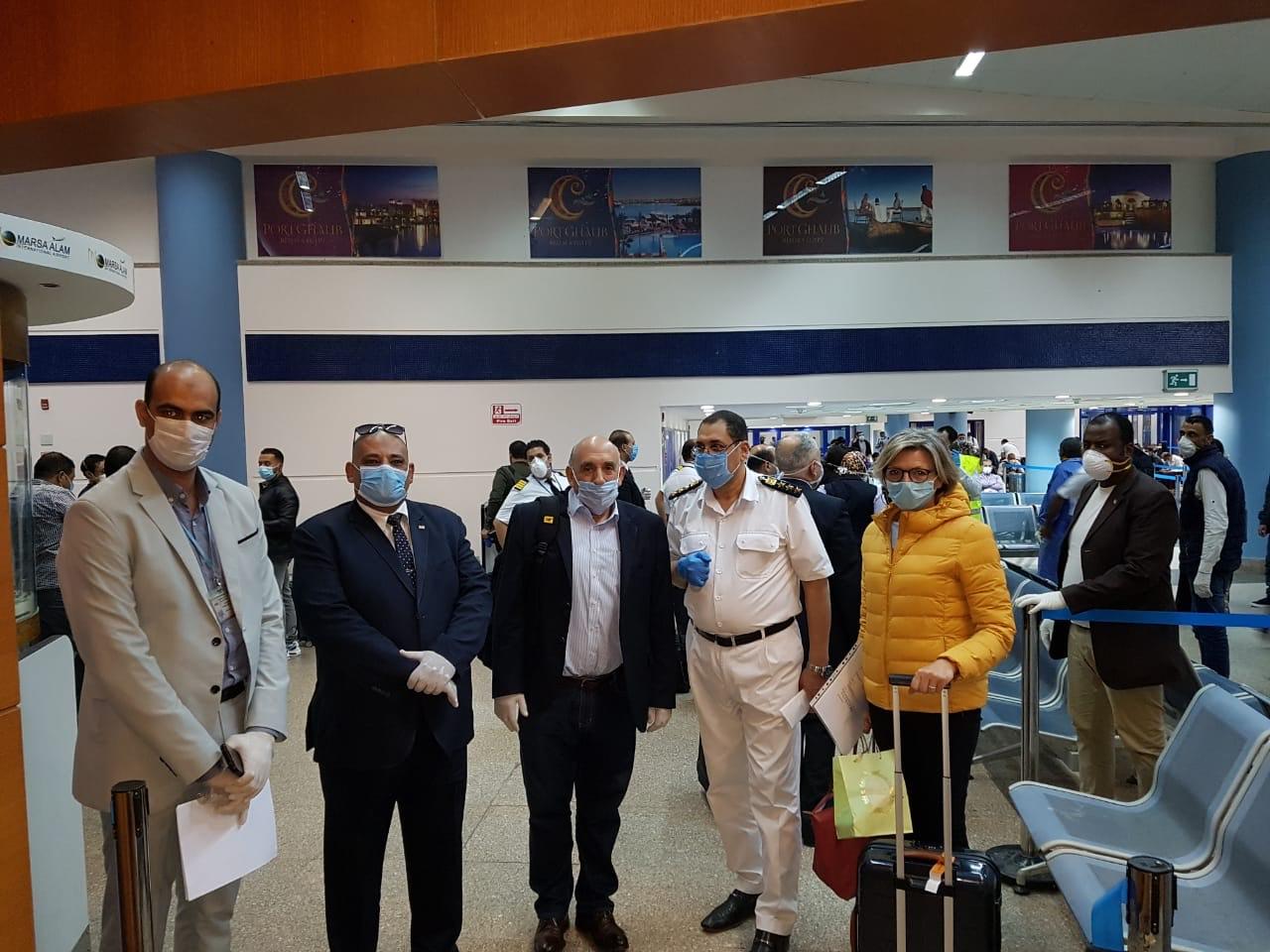 مطار مرسى علم (9)