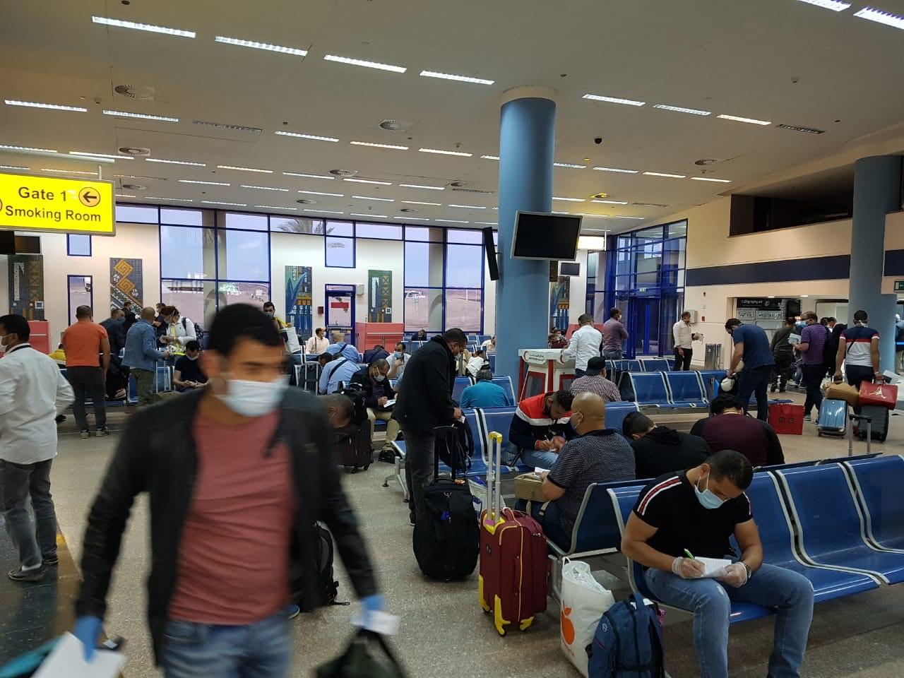 مطار مرسى علم (11)