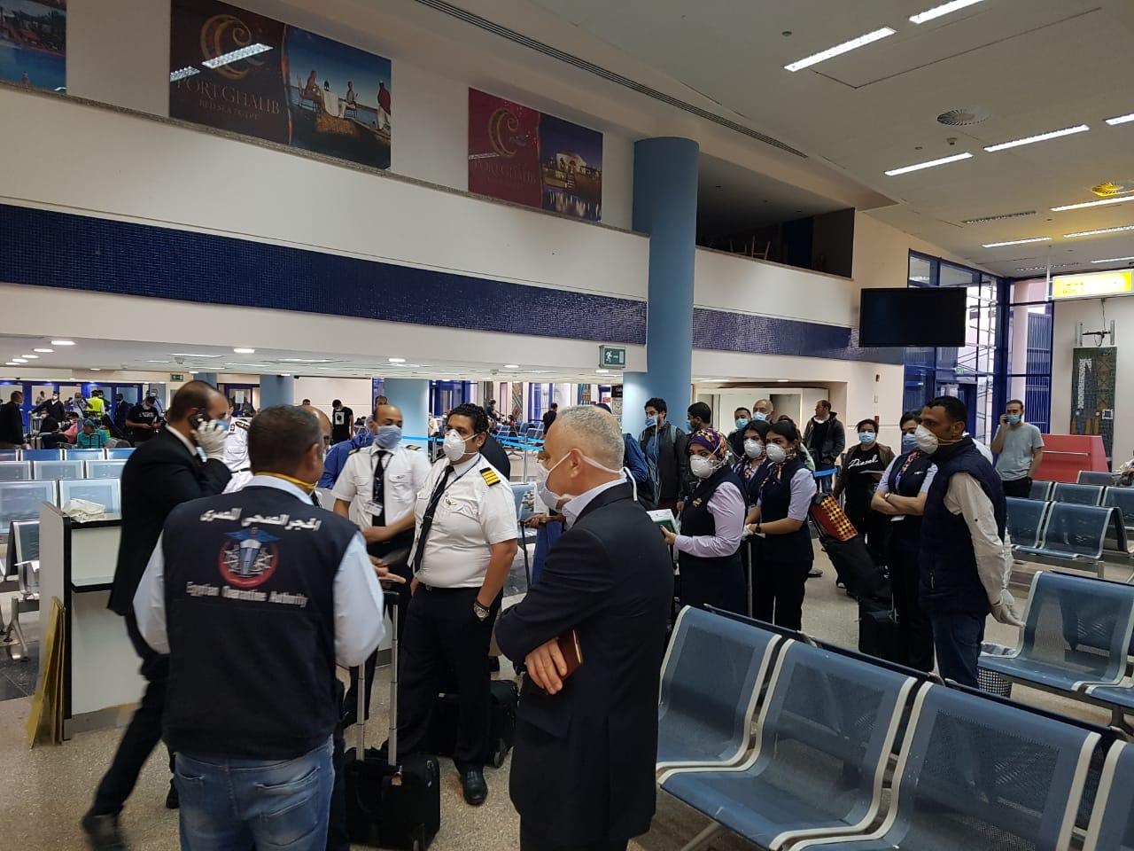 مطار مرسى علم (8)