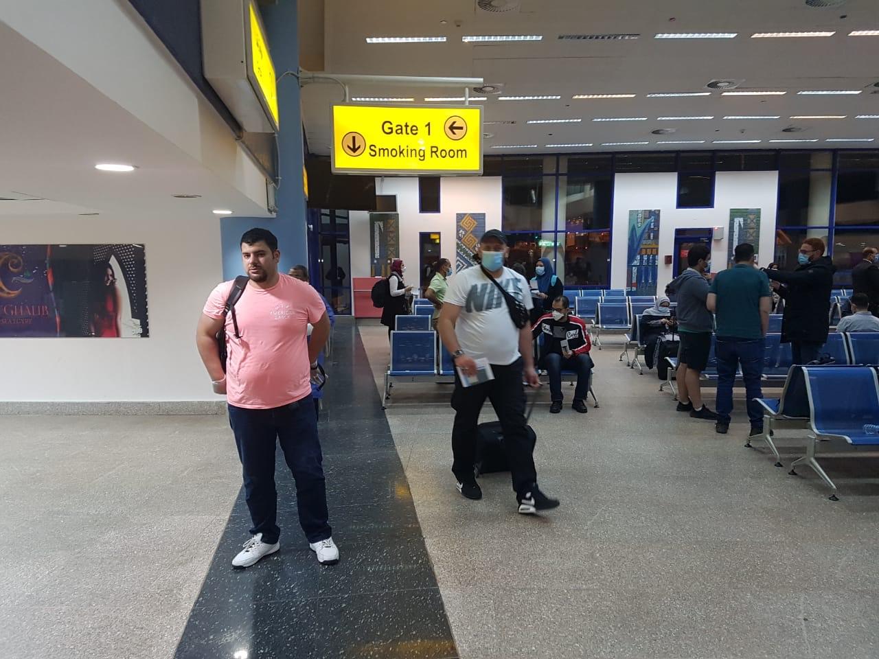 مطار مرسى علم (12)