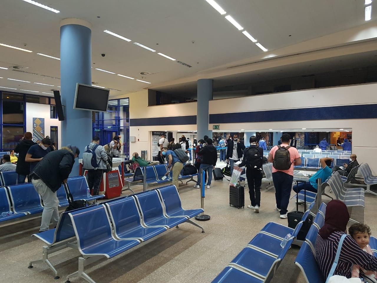 مطار مرسى علم (3)