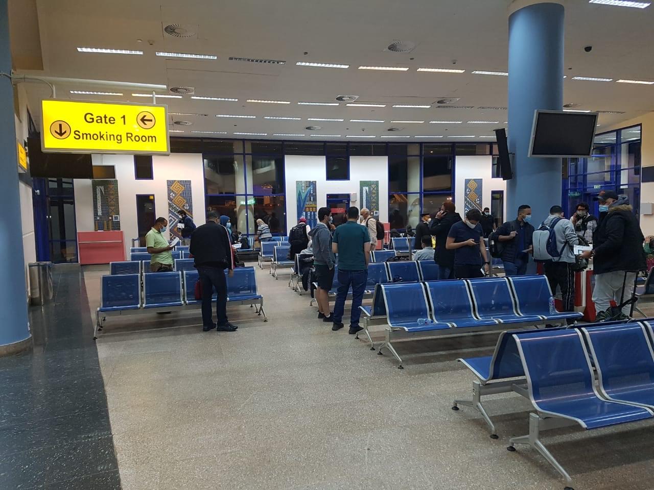 مطار مرسى علم (2)