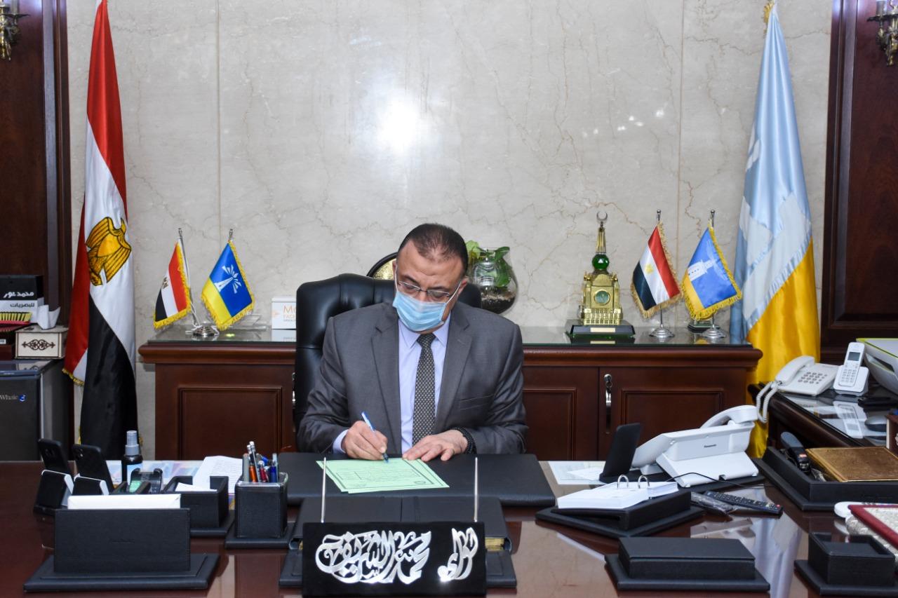 محافظ الاسكندرية (2)
