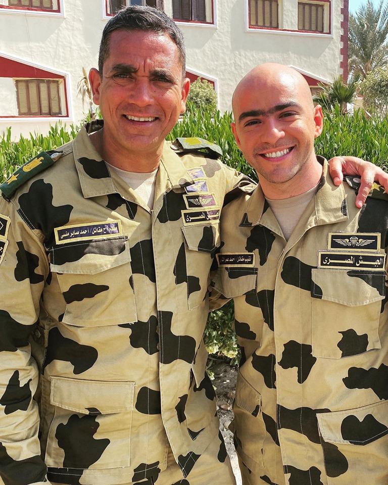 أمير كرارة وكريم عبد الجواد