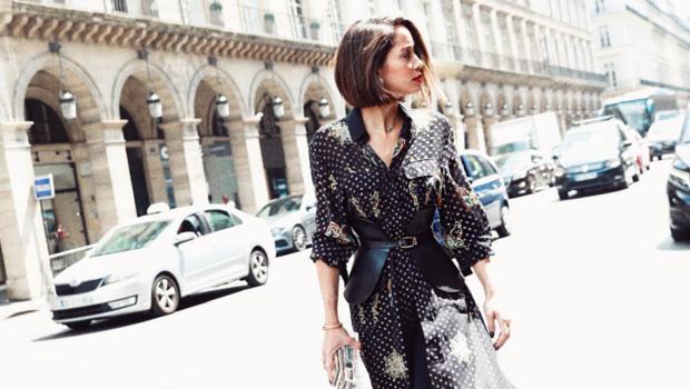 أزياء باريس العام الماضى
