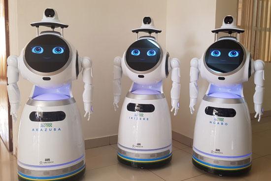أجهزة روبوت