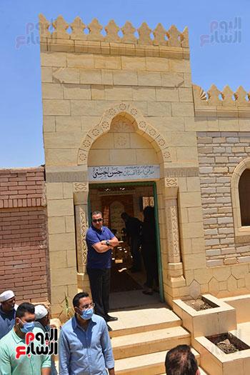 مقابر حسن حسني