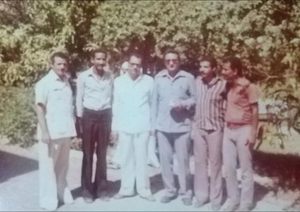 حسن ناجى عميد التراث الشعبى (2)